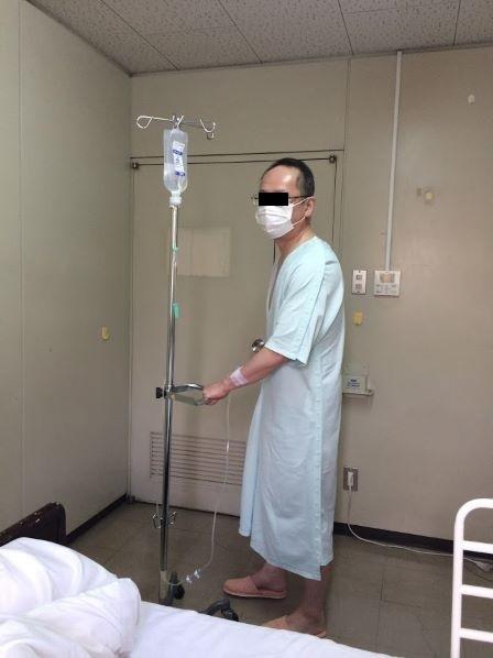 首タオル入院2