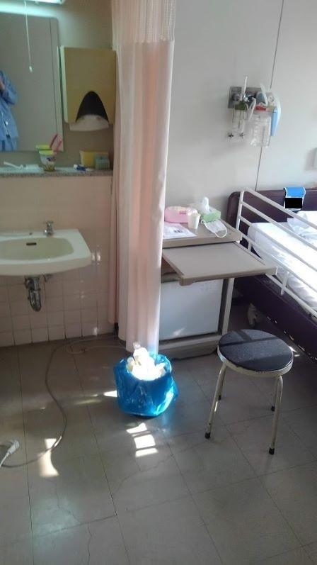 首タオル入院6