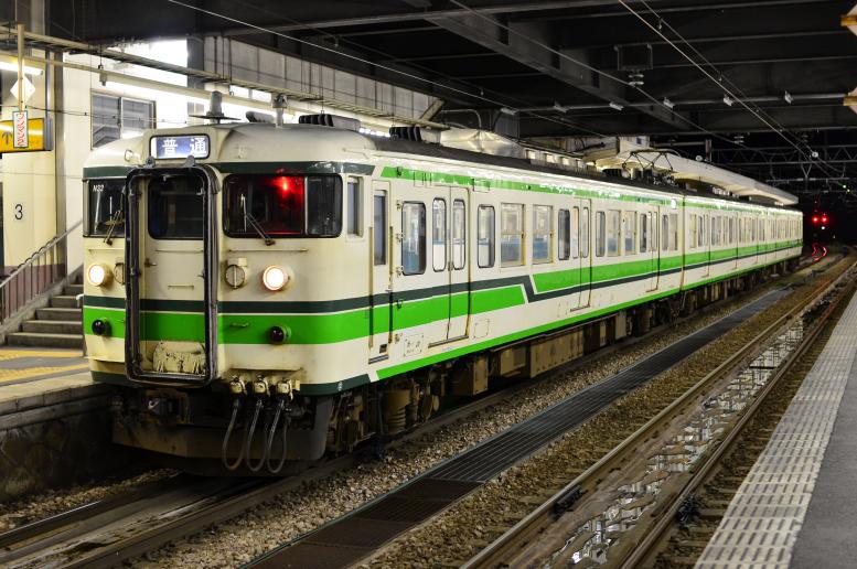9/15-19 北海道&東日本パスの旅 その1(高崎→新潟) 新潟へ