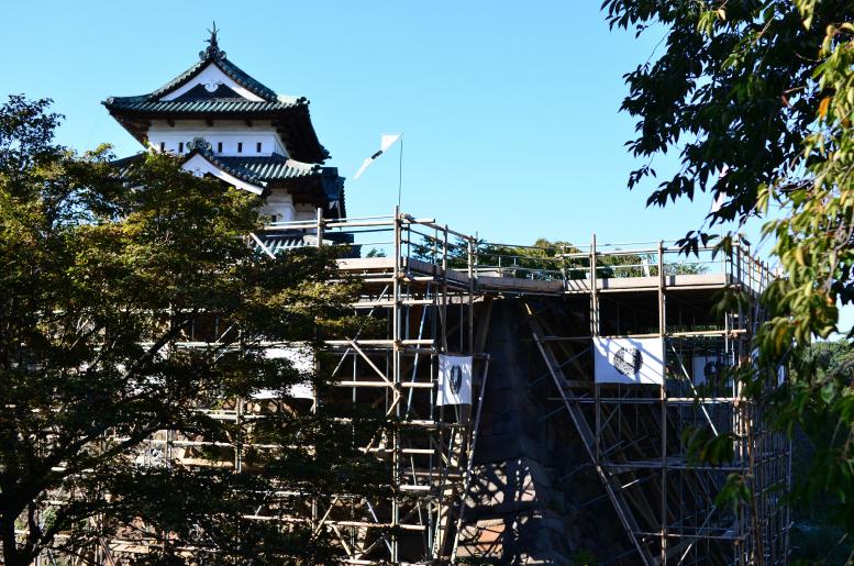 9/15-19 北海道&東日本パスの旅 その8(弘前) 弘前城
