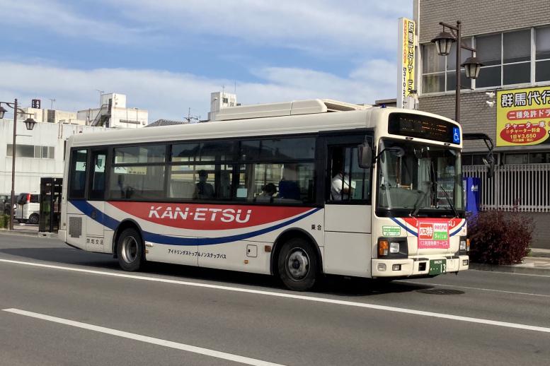 関越交通 前橋200か13
