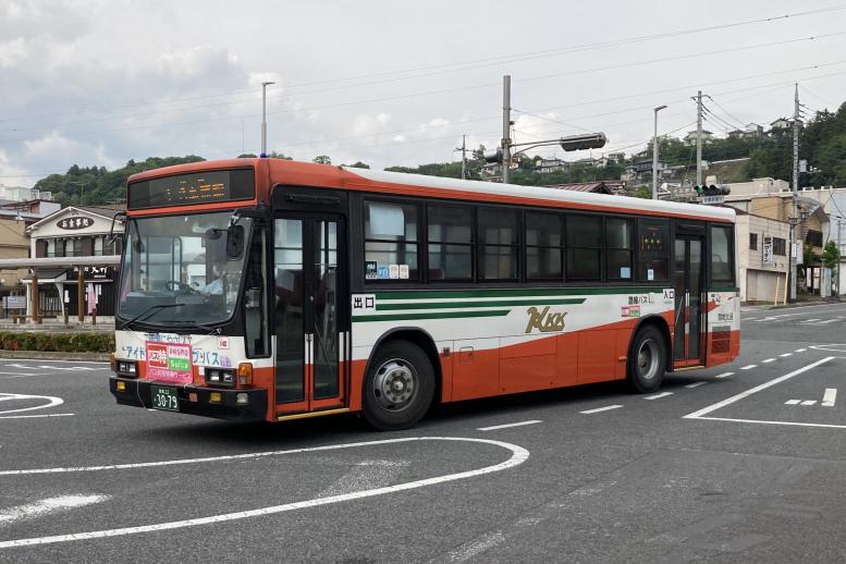 関越交通 群馬22あ3079