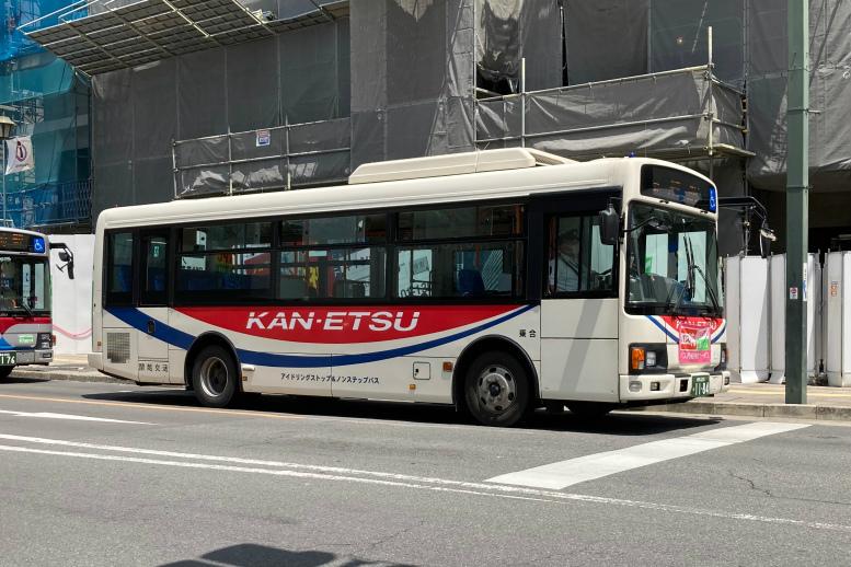 関越交通 群馬200か1184