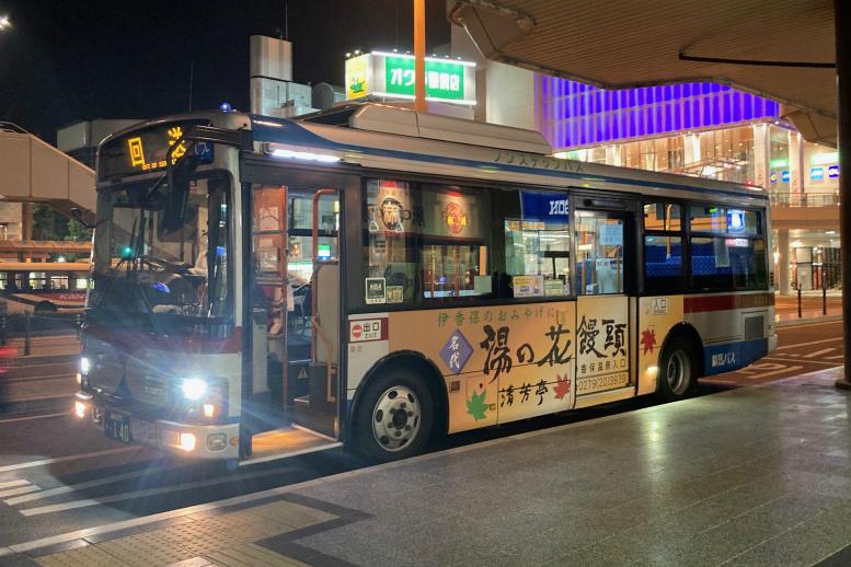 群馬バス 3331(高崎200か140)