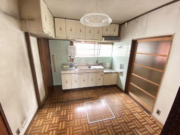 古家キッチン