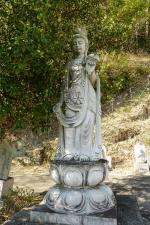 西教寺の奥の院8