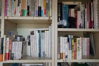 今日の本棚2