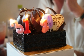 夏葵と大悟の誕生日2
