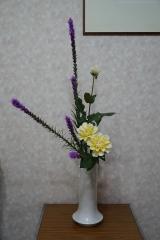 瓶花 直立2