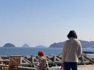 津田海岸6