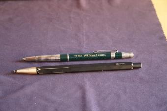 シャープペン 2種