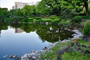 Park Scene, Tokyo