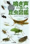 鳴き声から調べる昆虫図鑑