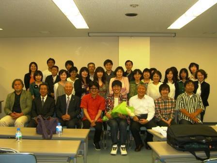 「ひとさらい」出版記念求評会1(2008-05-24)