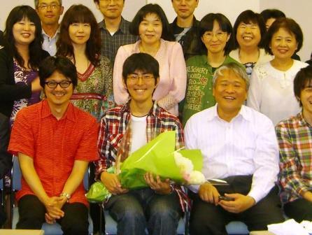 「ひとさらい」出版記念求評会3(2008-05-24)