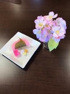 春のささや木喫茶
