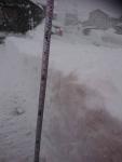 降雪量48cm