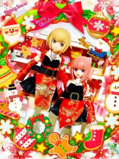☆ Merry*Christmas☆ HoneySnow