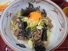 ブログ5船小屋牛丼