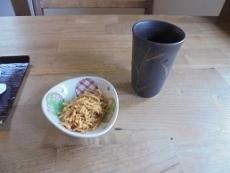 ブログ5そば茶、そばかりんとう