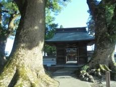 ブログ4竈門神社
