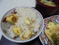 ブログ7栗ご飯
