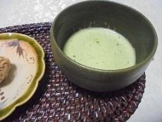 ブログ7抹茶