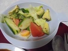 ブログ4サラダ