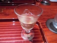 ブログ8食前酒