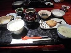 ブログ13朝食