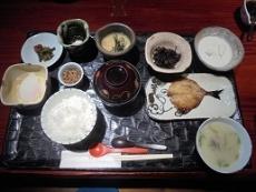 ブログ14朝食