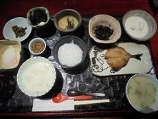 ブログ15朝食