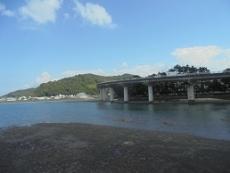 ブログ4天草五橋と海