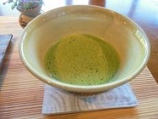 ブログ14お抹茶