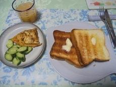 ブログ2トーストランチ