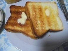 ブログ3トースト