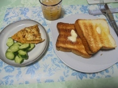 ブログ3トーストランチ