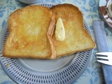 ブログ6トースト