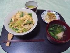 ブログ7親子丼