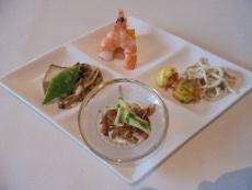 ブログ6前菜