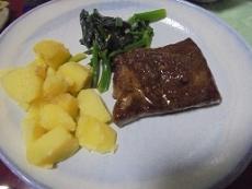 ブログ2ステーキ