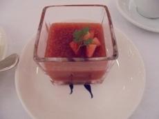 ブログ21苺ゼリー