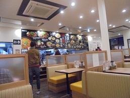 ブログ3韓丼店内