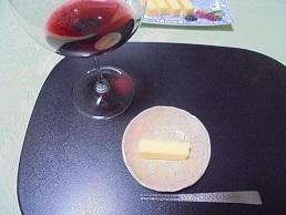 ブログ15チーズとワイン