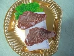 ブログ1佐賀牛ステーキ肉