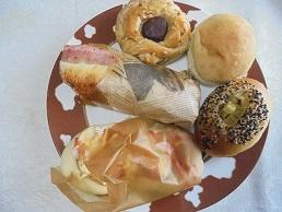 ブログ4パン色々