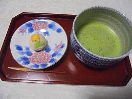 ブログ12お抹茶セット