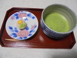 ブログ13お抹茶セット