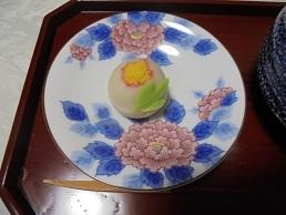 ブログ15上生菓子
