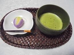 ブログ1藤上生菓子